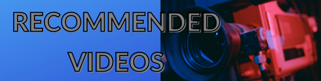 Recommended Videos